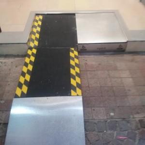 rampe double
