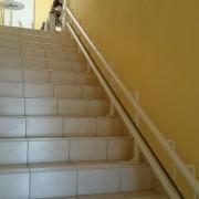 Siège monte-escaliers Écologie