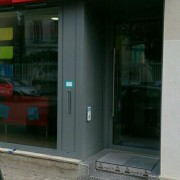 Rampe double merche